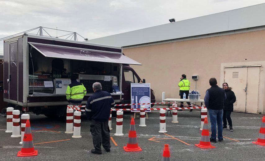 Toulouse. Face à la fermeture des restaurants, Vinci Autoroutes offre le repas aux routiers